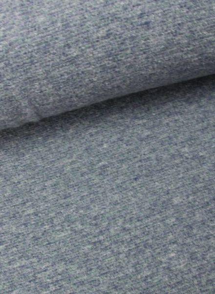 LMV light blue woollen coat fabric