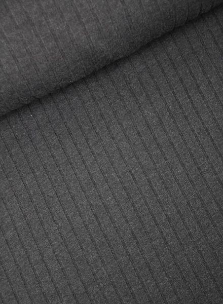 Copy of grijze geribbelde tricot