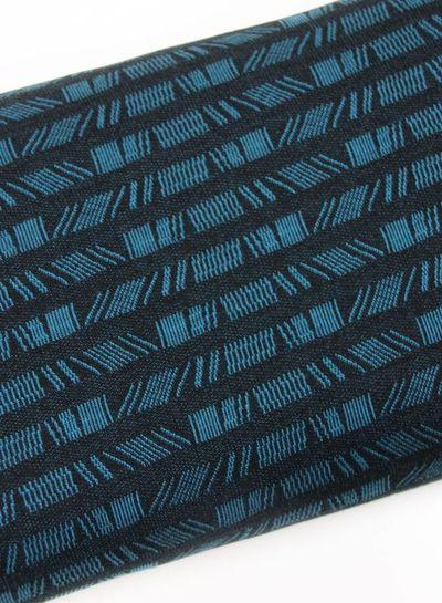 F&D – pistache stripes tencel