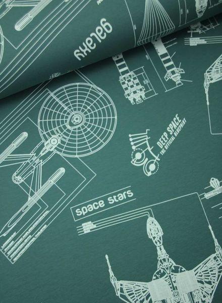 blueprint space khaki –  sweat