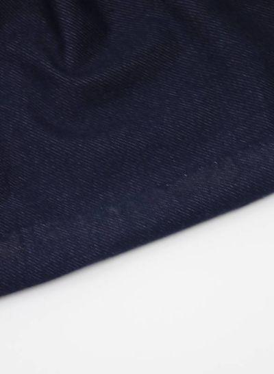 011-marine blauw jeans tricot