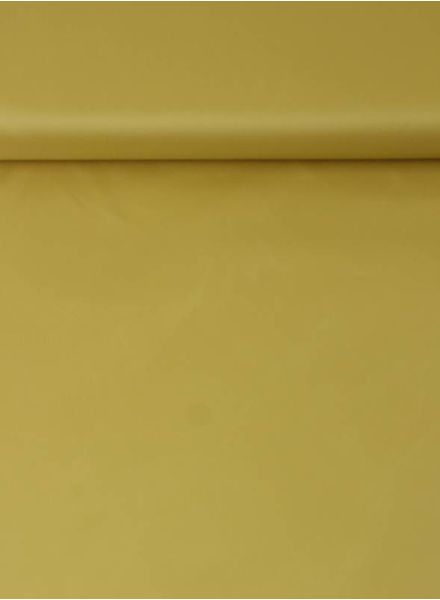 ochre - waterrepellent fabric