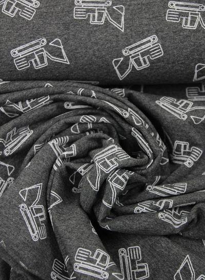 grey bulldozer – jersey