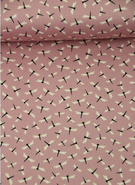 pink libelle – satijn
