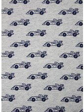race cars grey –  sweater