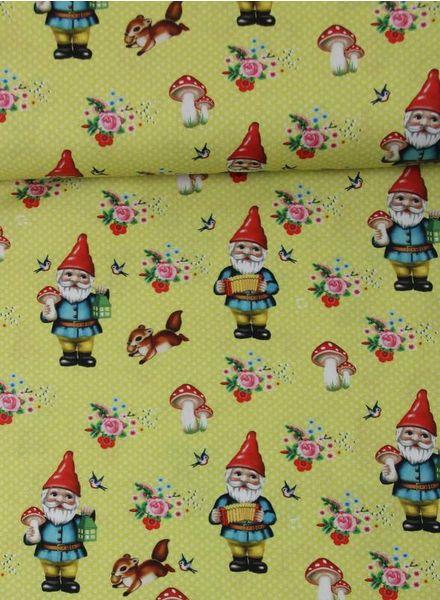 oker happy gnome - katoen