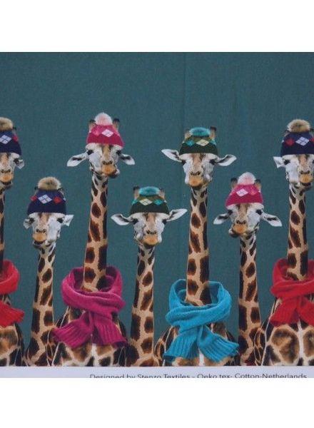 Giraffen – paneel