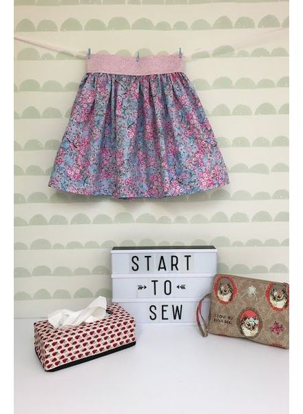 start to sew class - Wednesday evening