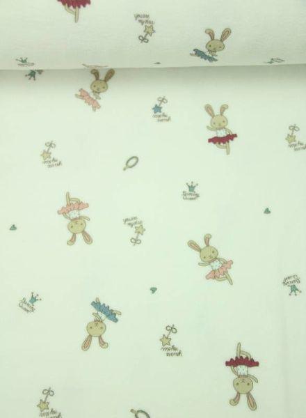 bunny - nicky velours bio katoen