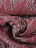 pink Chrisje - geweven jacquard