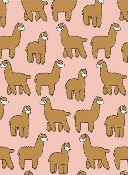 Alpacas French Terry