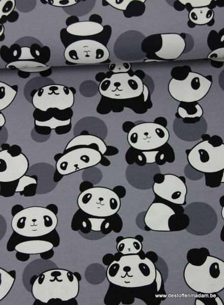 cute panda - jersey