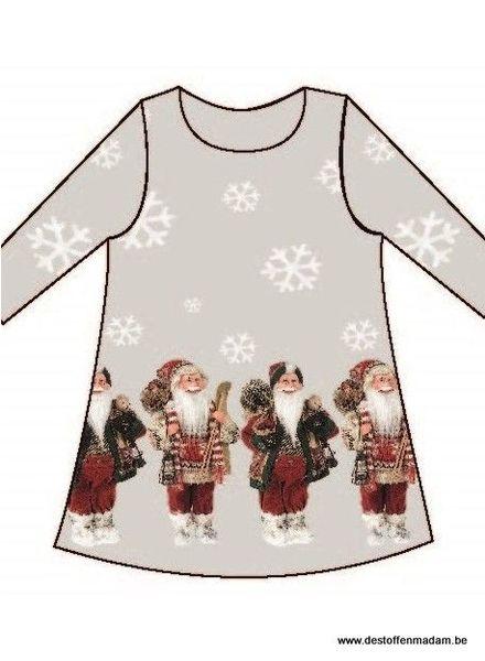 foute kerst trui - jersey
