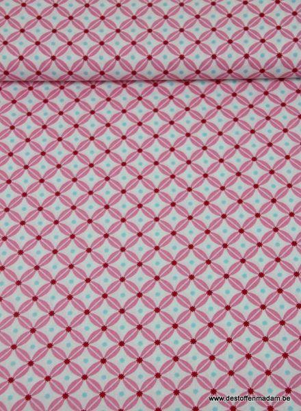 pink going retro - katoen