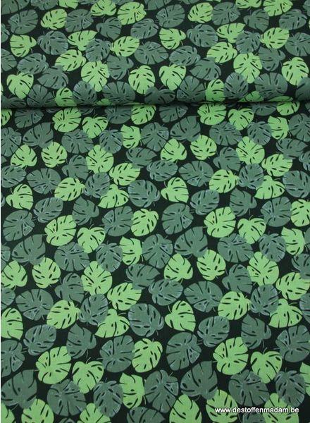 Stella palm leaves - cotton