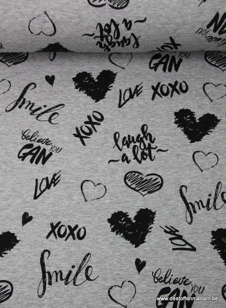 lovely words - sweater