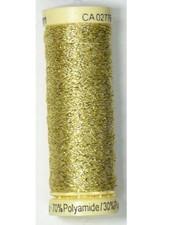 Gutermann gold glitter  50m