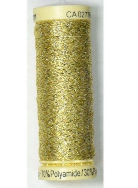 Gutermann met. goud glinster 50m