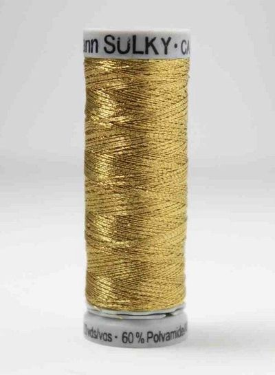 Gutermann metallic  Gold- 200m