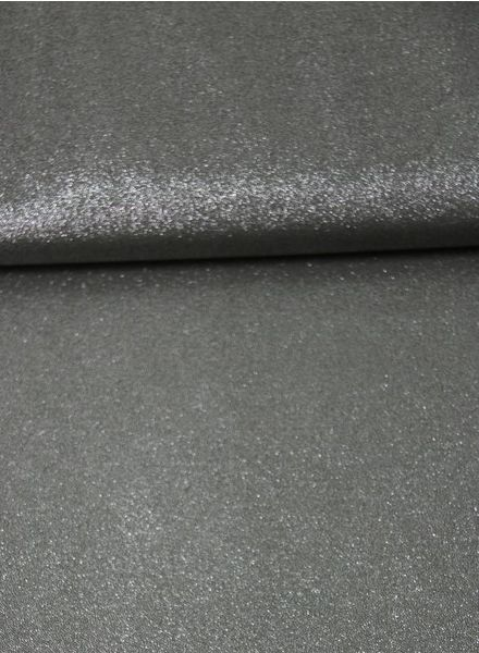 kaki glitter - imitation leather