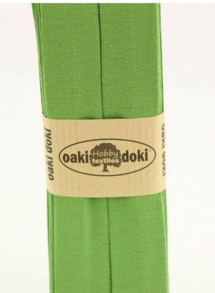 bright green - jersey biais 3 meter