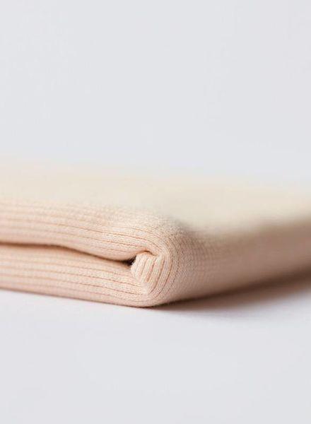 amberlight pink  rib cuff