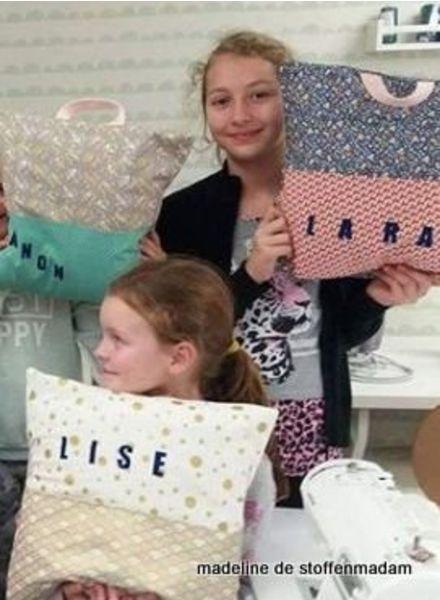 kinder- en tienerworkshop logeerkussen 27/1 Lier