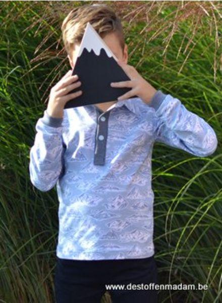 Copy of Theohemd: kinderen, tieners, mannen 10/3 Lier