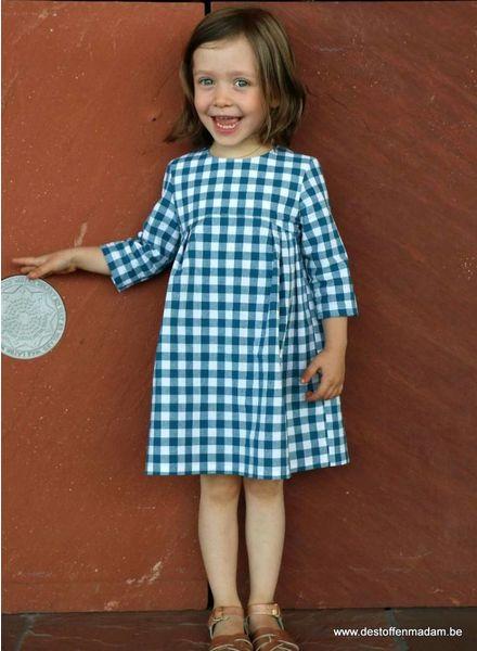 Feliz jurk of blouse 3-12 jaar 7/4 Lier