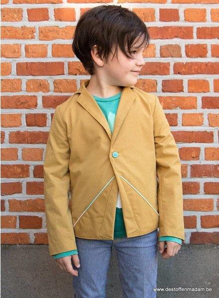 Jack vest voor kinderen of tieners 25/3 Lier