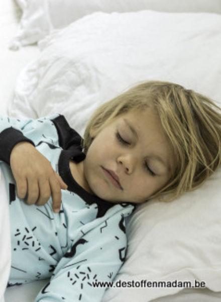 pyjama: kinderen, tieners, volwassenen 24/3 Lier