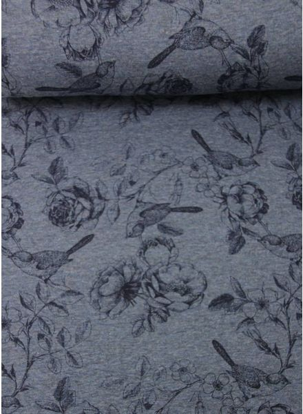 floral beauty - jersey