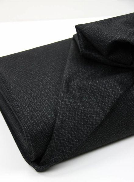 mini print black  - punta deluxe