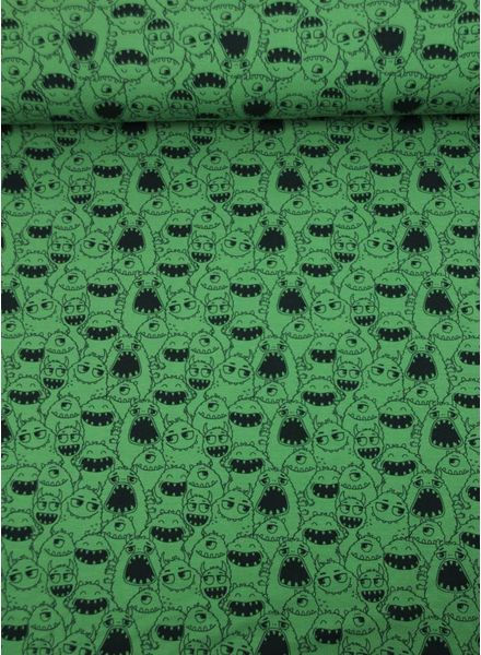 groene monstertjes - tricot