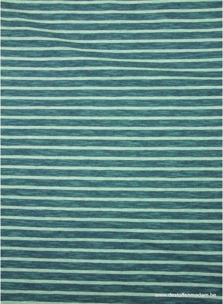 slub blue - tricot