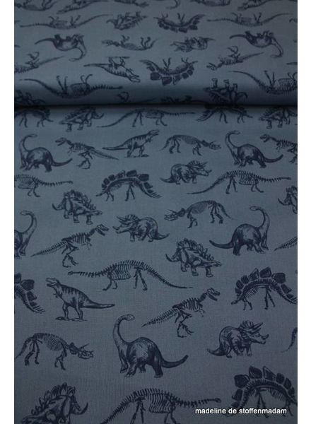 jurassic dinosaur cotton