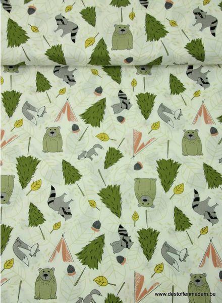 cute forest friends - katoen