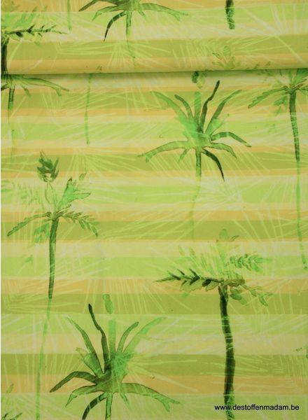 LMV artistieke palmbomen - katoen