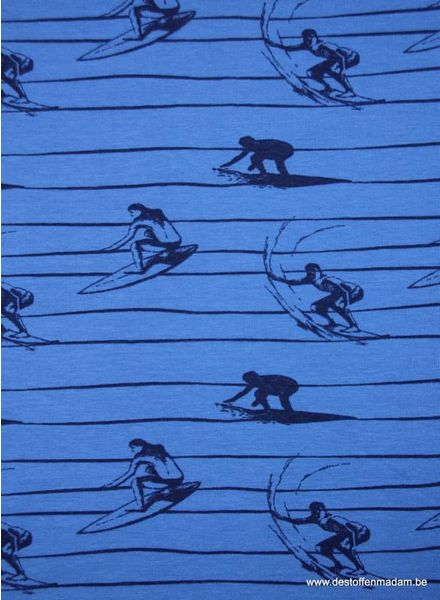 surfer tricot