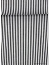 denimblue verticaly striped cotton