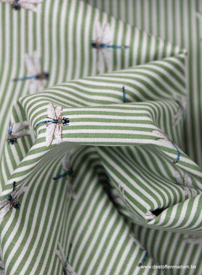 libelle - soepele stretch katoen