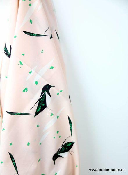 western birds - katoen
