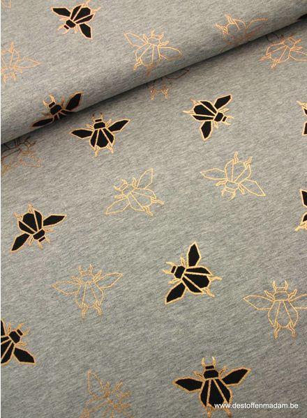 gouden insecten - sweater