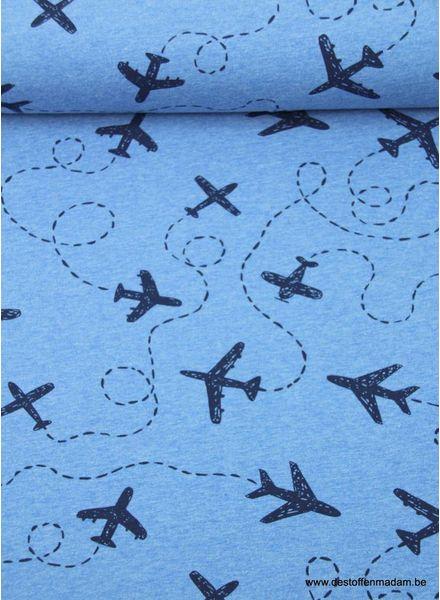 vliegtuigjes -  tricot