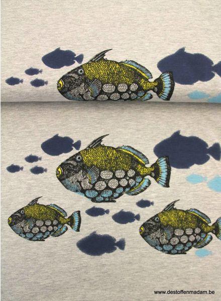grote vis - tricot