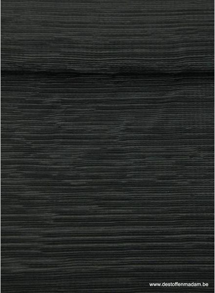 zwart - plisse