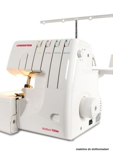Serger basics 28/4 afternoon Lier
