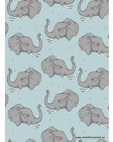 olifanten - tricot