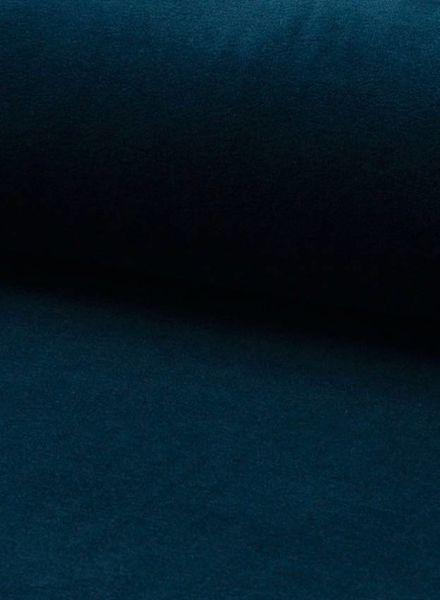 donker petrol - nicky velours