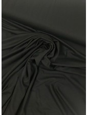 zwart - italiaanse viscose tricot